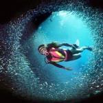 Diving in Albania