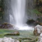 Beautiful Waterfall in Albania, Ujvara