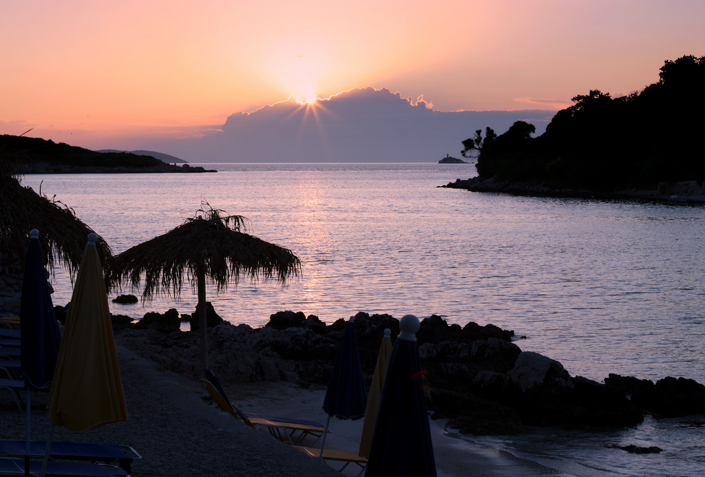 ksamil-beautiful-sunset