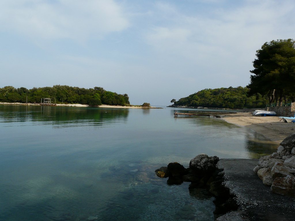 ksamil-the-islands